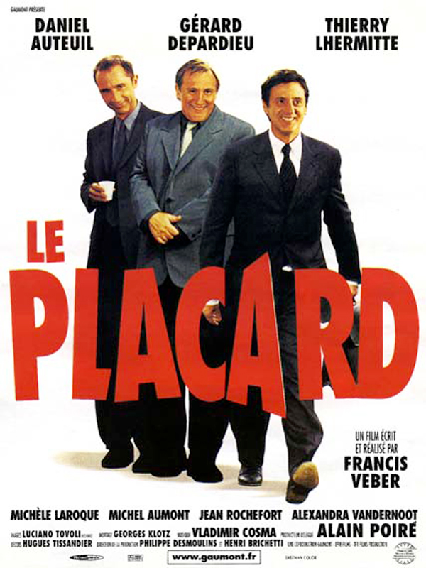 Regarder film Le Placard streaming