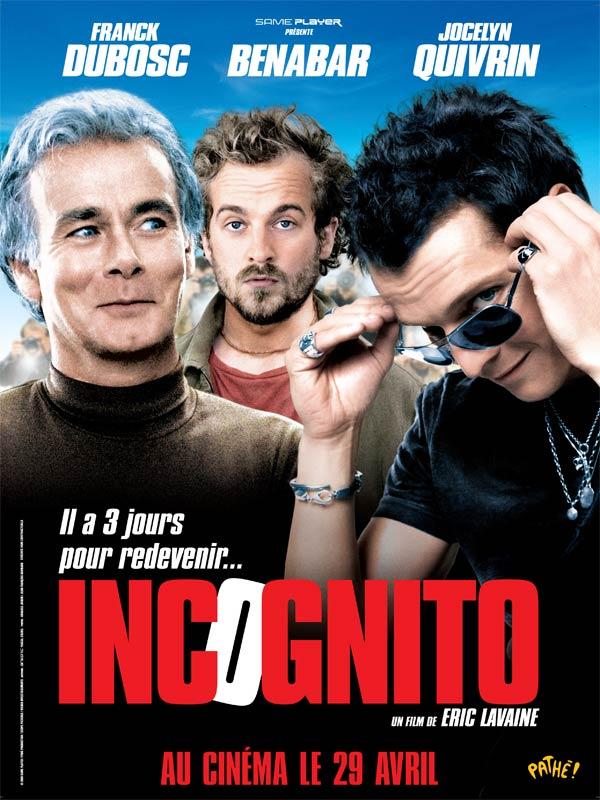 Incognito affiche
