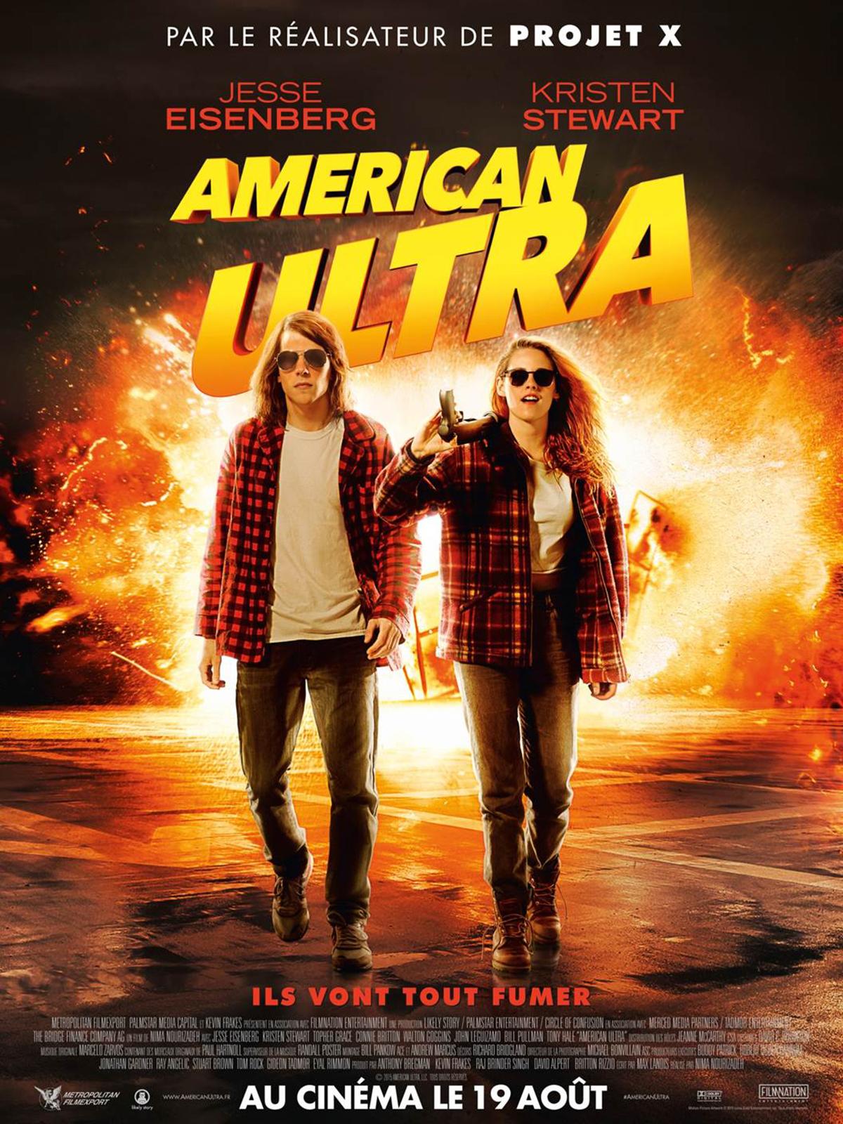 AMERICAN ULTRA en streaming