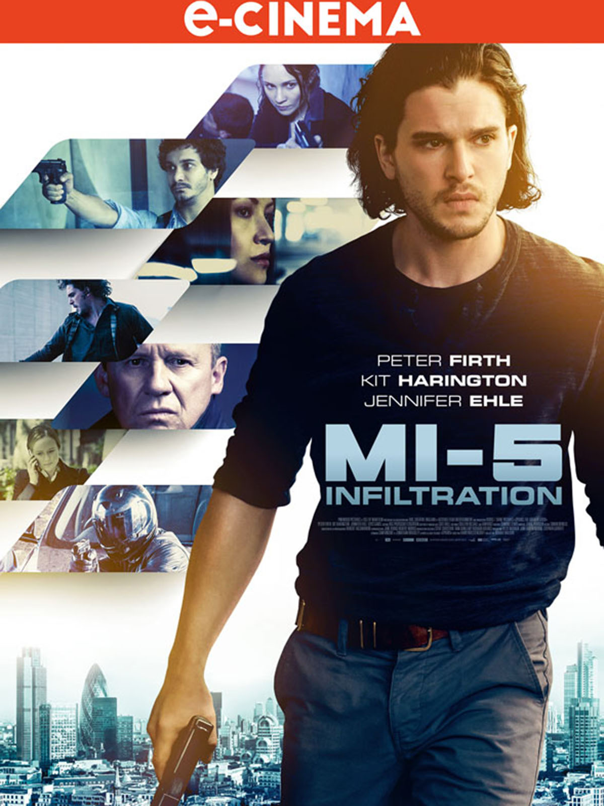 MI-5 INFILTRATION en streaming uptobox