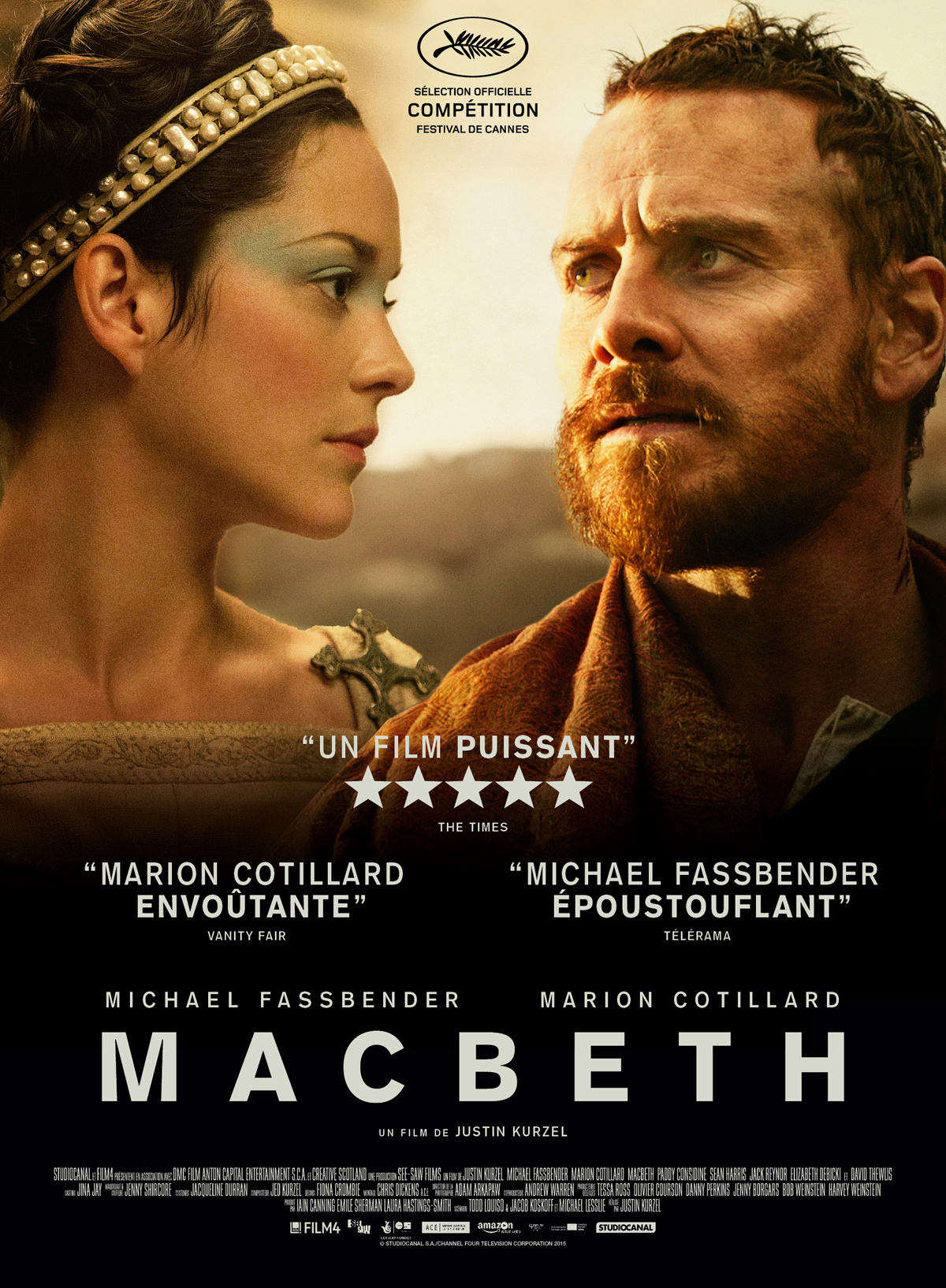 Macbeth (2015) VOSTFR