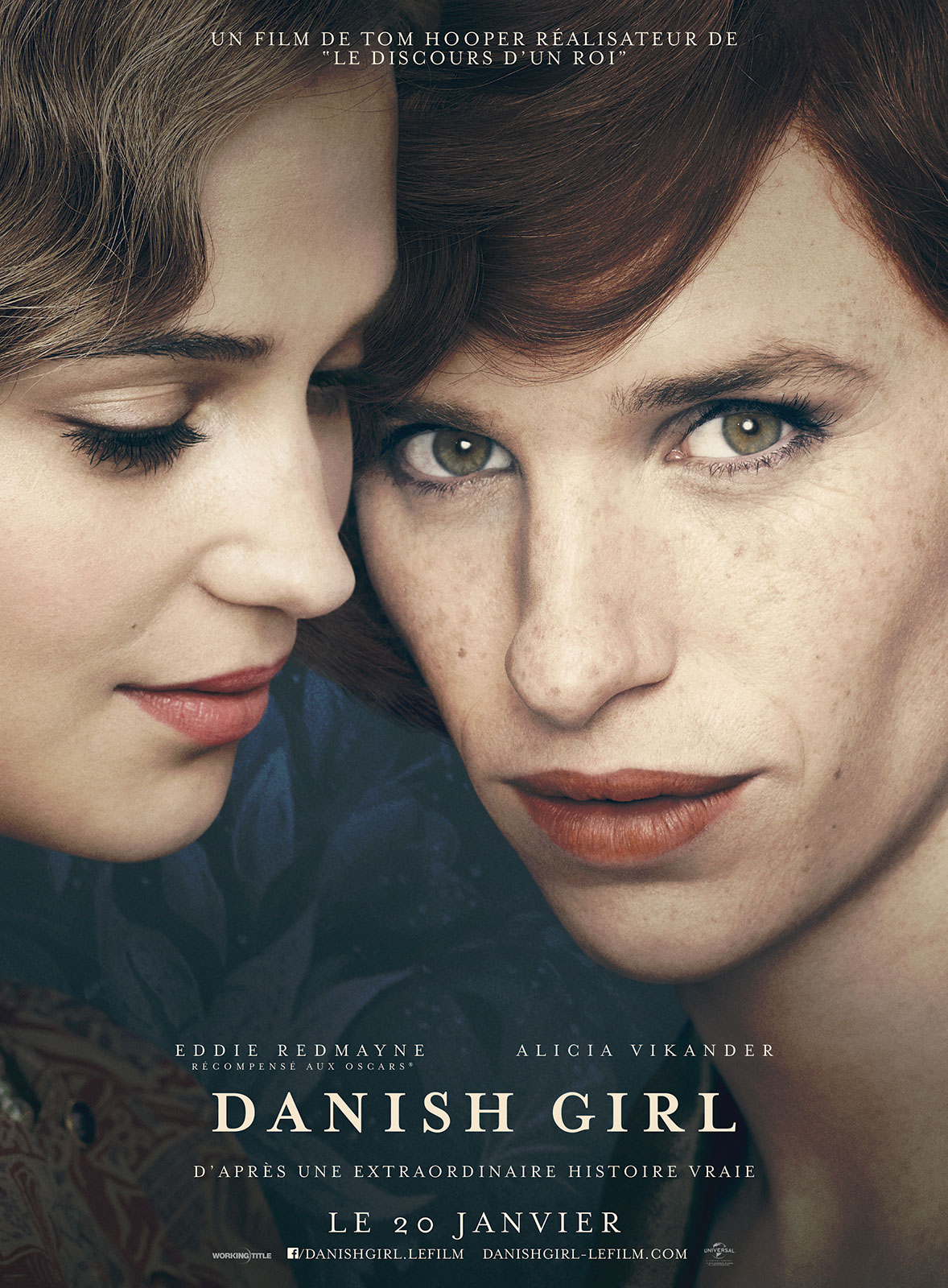 The Danish Girl VOSTFR