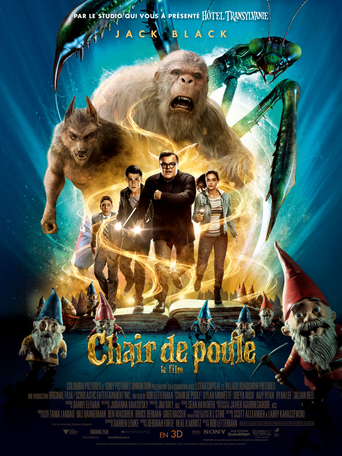 Regarder film Chair de poule streaming