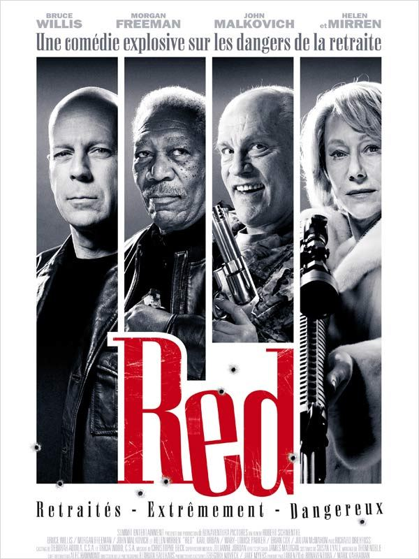 Red TRUEFRENCH 720p BluRay