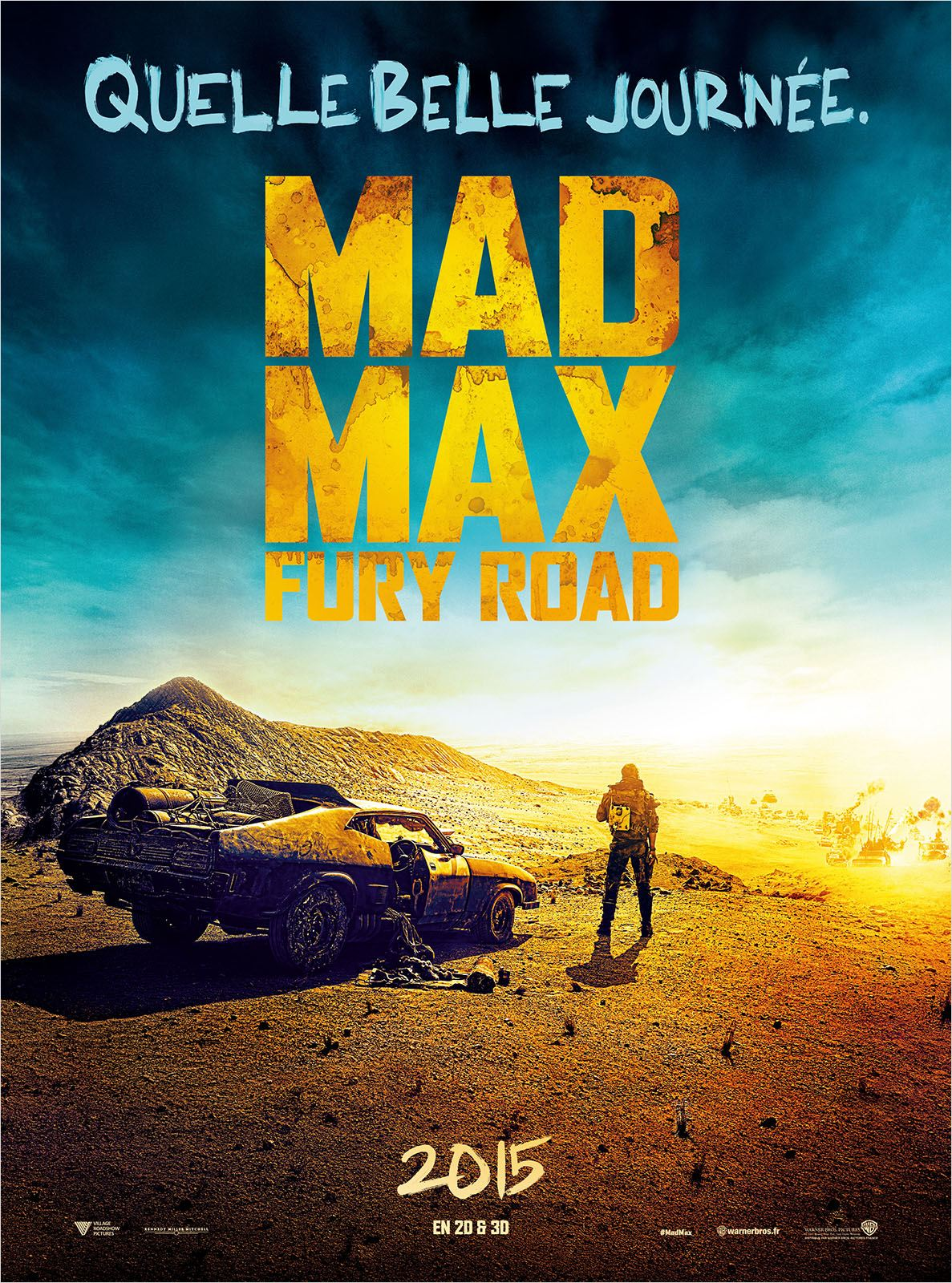 Mad Max: Fury Road TRUEFRENCH BDRiP