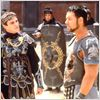 Gladiator : Photo Joaquin Phoenix, Ridley Scott, Russell Crowe