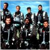 Les Meilleurs : photo Bill Paxton, Charlie Sheen, Cyril O'Reilly, Dennis Haysbert, Lewis Teague