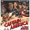 Captain America : First Avenger : Affiche