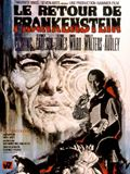 Affiche - FILM - Le Retour de Frankenstein : 58278