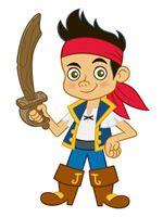 Jake et les pirates du Pays imaginaire - Série TV 2011 - AlloCiné