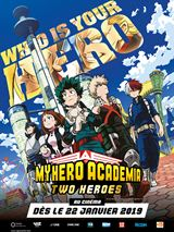 Bande-annonce My Hero Academia : Two Heroes (CGR Events 2019)