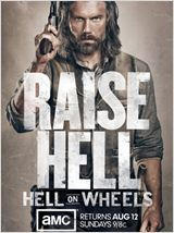 Hell On Wheels : l'Enfer de l'Ouest