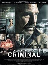 Criminal - Un espion dans la tête