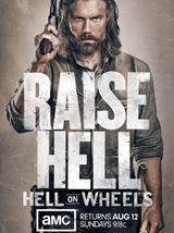 Hell On Wheels Saison 1
