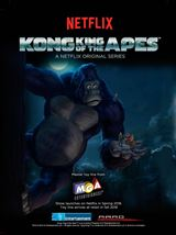 Kong : King of the Apes en streaming