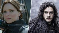 Hunger Game Of Thrones - Katniss Everdeen VS Jon Snow