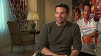 Bradley Cooper passe sur le gril pour A vif !