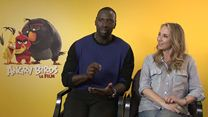 Omar Sy / Audrey Lamy : l'Angry interview !