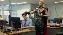 Que faisait Thor pendant Captain America: Civil War ?