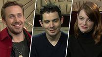 La La Land : interview de Ryan Gosling, Emma Stone et Damien Chazelle