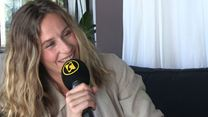 """Cécile de France : """"Avec François Damiens, on a connecté très vite au niveau de l'humour"""""""