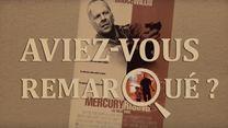 Aviez-vous remarqué ? Code Mercury
