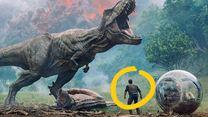 Faux Raccord N°246 - Les gaffes et erreurs de Jurassic World : Fallen Kingdom