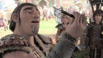 """Dragons 3 : Le monde caché EXTRAIT VO """"Grimmell le Grave"""""""