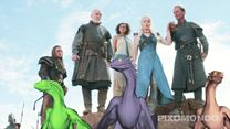 Game of Thrones - saison 3 Making Of (9) VO