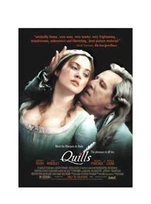 Quills – la plume et le sang streaming