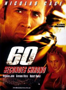 60 secondes chrono en streaming