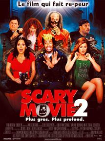 Scary Movie 2 streaming
