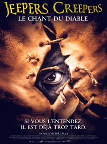 Jeepers Creepers, le chant du diable en streaming