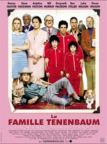 La Famille Tenenbaum streaming