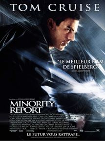 Minority Report streaming