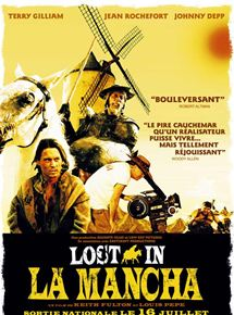 Lost in La Mancha streaming