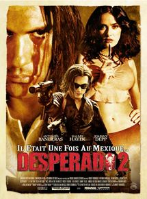 Desperado 2 - Il était une fois au Mexique streaming