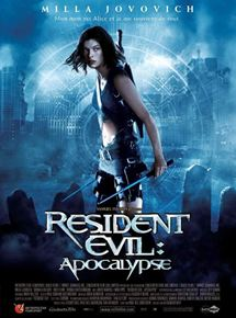 Resident Evil : Apocalypse streaming