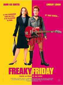 Freaky Friday dans la peau de ma mère streaming
