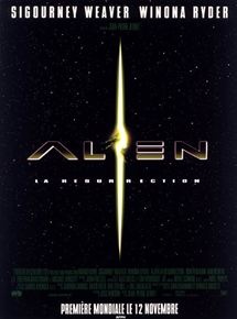 Alien, la résurrection streaming