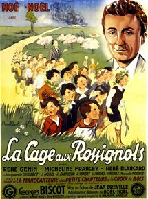 La Cage aux rossignols streaming