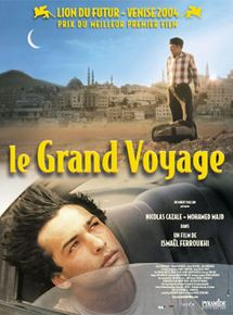 Le grand voyage streaming