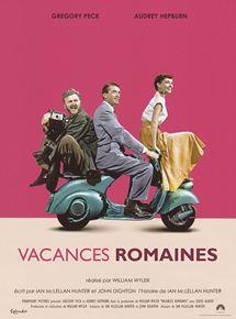 Vacances romaines streaming