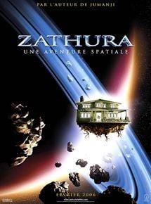 Zathura : une aventure spatiale streaming