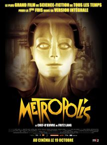 Metropolis streaming gratuit