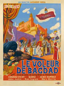 Le Voleur de Bagdad streaming