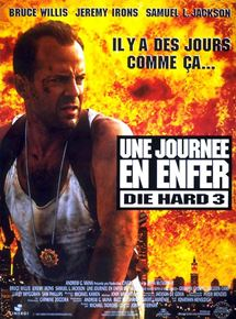 Die Hard 3 - Une journée en enfer en streaming