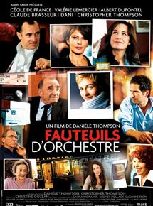 Fauteuils d'orchestre streaming