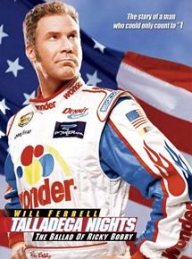 Ricky Bobby : roi du circuit streaming