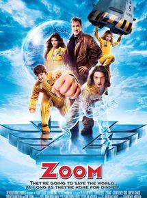 Zoom, l'académie des super-héros streaming gratuit